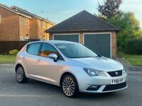 2016 66 Seat Ibiza 1.0 SE Technology..One owner..High spec..Cheap running costs