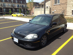 1998 Honda Civic DX Hatchback SiR conversion