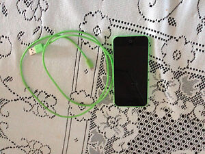 IPhone 5C Lime Green