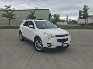 2010 Chevrolet Equinox, Sunroof, Only 120 Km, 3/Y Warranty avail