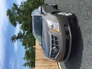 2011 SRX Cadillac SUV