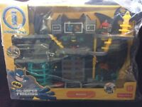 Imaginext batcave - new and boxed