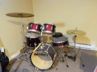 Westbury Pro-Cussion drum set for sale