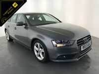 2013 AUDI A4 TECHNIK TDI DIESEL 1 OWNER SERVICE HISTORY FINANCE PX WELCOME