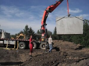 Septic tank and water system Installs and repair Strathcona County Edmonton Area image 4