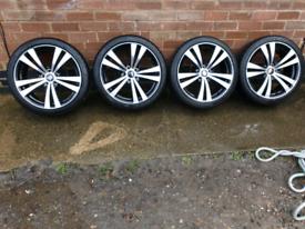 5x112 Butzi Vw Golf Alloy wheels