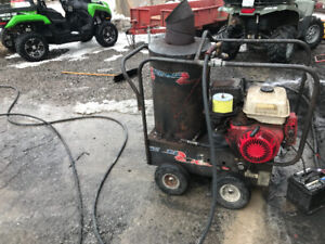 Kodiak Hot Water Pressure Washer