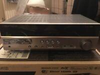 Yamaha rx v381 receiver amplifier 4k
