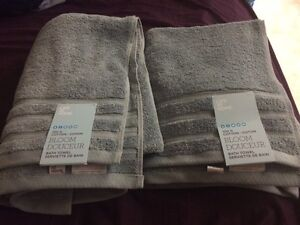 Two new towels