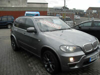 BMW X5 3.0sd AUTO 2008 M Sport, X-DRIVE TWIN TURBO DIESEL