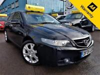 2005 HONDA ACCORD 2.2 I-CTDI EXECUTVE 140 BHP+P/X WELCOME+1OWNER+LEATHER+SUNROOF