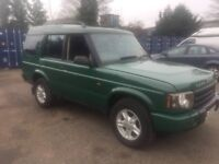Land Rover Discovery 2.5Td5 ( 7 st ) 2003MY S