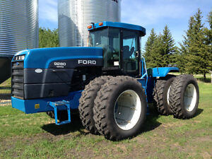9280 Ford tractor