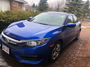 Fully Loaded 2016 Honda Civic 28 months left in Lease: