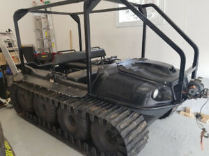 2014 Argo Avenger 8x8 750 EFI  With Tracks & Rops