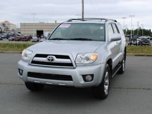 2009 TOYOTA 4RUNNER Limited Low KMS!