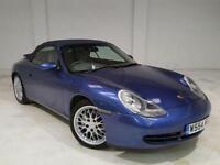 2000 PORSCHE 911 3.4 CARRERA 4 TIPTRONIC S 2D AUTO 300 BHP