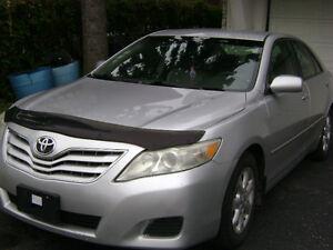 2011 Toyota Camry silver Sedan EX-Taxi