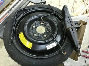 Spare Donut Tire