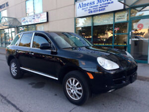2006 Porsche Cayenne V6- 4dr Tiptronic SUV, Crossover-CERITIFED