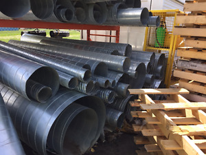 Commercial & Industrial Sprial Pipe