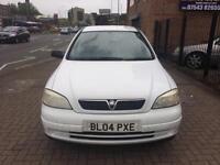 2004 Vauxhall Astravan 1.7CDTi ( ABS ) Envoy Long MOT Good Workhorse Bargain