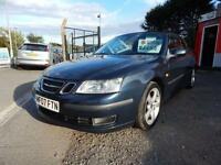 2007 Saab 9 3 1.9 TiD Vector 2dr PX WELCOME TEL 01724 270072 2 door Convertible