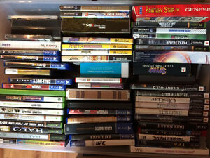 Selling HUGE Video Game Collection Kitchener / Waterloo Kitchener Area image 4
