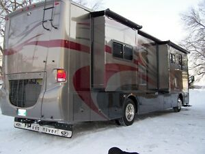 08 BERKSIRE 360QS FOREST RIVER FREIGHTLINER CHASSIS