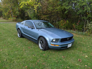 2008 Ford Mustang V6 4.0L