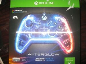 PDP Afterglow Prismatic Wired Controller for Microsoft Xbox One.