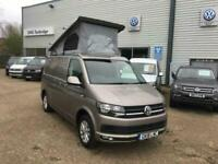Volkswagen Transporter T30 Flexi Camper Van SWB EU6 150 PS 2.0 TDI BMT 6sp Man
