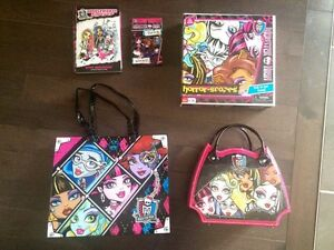 Brand new monster high set