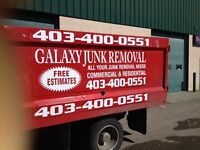 Waste disposal /junk removal
