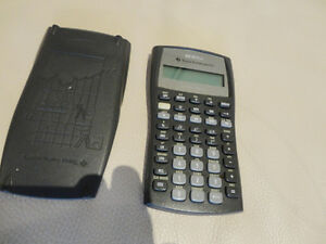 Texas Instruments BA II Plus Business Analyst Calculator -Mint