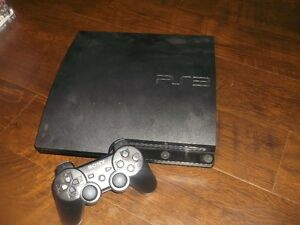 120 gb PS3 and 17 games for sale