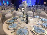 Roelle Events is offering - EVENT DECOR PACKAGE DEAL - AUTUMN SALES £375