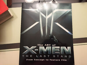 The Art of X-Men The Last Stand