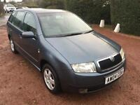 Skoda Fabia 1.2 Comfort Estate. MOTEd