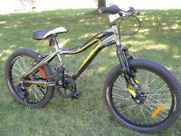 KRANKED, BOYS MOUNTAIN BIKE