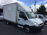 Iveco Daily 35/c12 box van 3.0 td only 30,000 miles