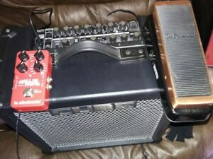 ~~ AMP & PEDALS FOR SALE ~~