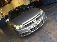 Vauxhall Astra 1.6 2005 plate