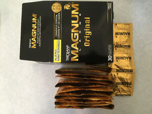 Condoms - Magnums by Trojan London Ontario image 1