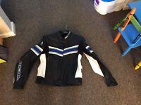 Richa Mens Leather Bike Jacket