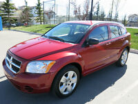2009 Dodge Caliber .... RED RED RED!