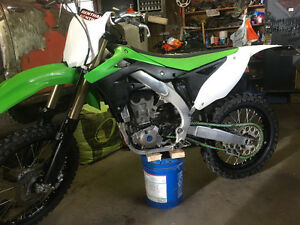 2014 KX450 trade for  foxbody mustang or cash.