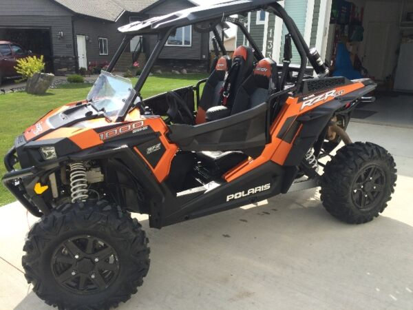 Used 2014 Polaris RZR XP1000 EPS
