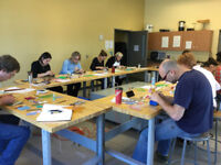 Jewelry Making - Stone Setting III - Ottawa School of Art