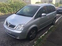 Vauxhall Merriva 1.6 petrol 2005